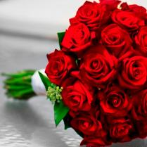 Red Rose Bridal Bouquet Pictures – Casesder Info