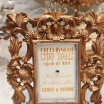 Retro Old Hollywood Wedding Theme Ideas – Dipped In Lace