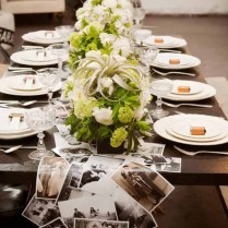 Ridiculously Pretty & Seriously Creative Wedding Table Runners
