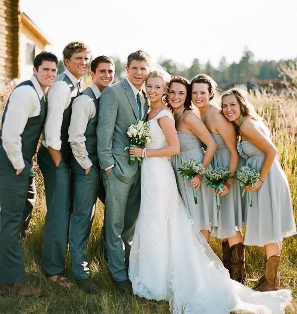 Rustic Wedding By Cassidy Brooke