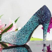 Similiar Teal Heels For Prom Keywords