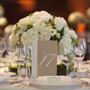 Simple Wedding Centerpieces For Long Tables