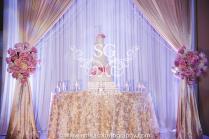 Stephanie And Kashif's Wedding Reception, Suhaag Garden, Hilton