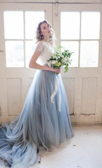 The 25 Best Ideas About Blue Wedding Dresses On Emasscraft Org