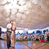 Wedding Decorations To Hang From Ceiling