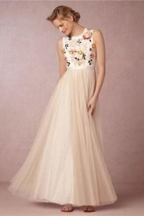 Wedding Dress Fabric Details Pleats, Pintucks, & Embroidery