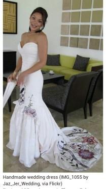 Wedding Dress Ideas Skull Or Camouflage