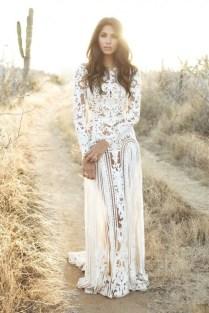 Wedding Dresses That Show Skin