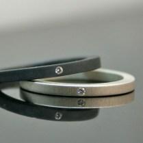 Wedding Rings Modern