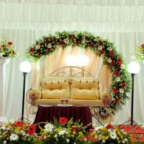 Wedding Stage Decoration As Wedding Decoration Ideas And Make
