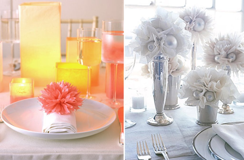 Wedding Table Ideas On A Budget
