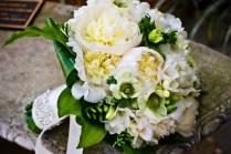 White Wedding Flowers We Love Bowl Of Cream Peonies Wedding