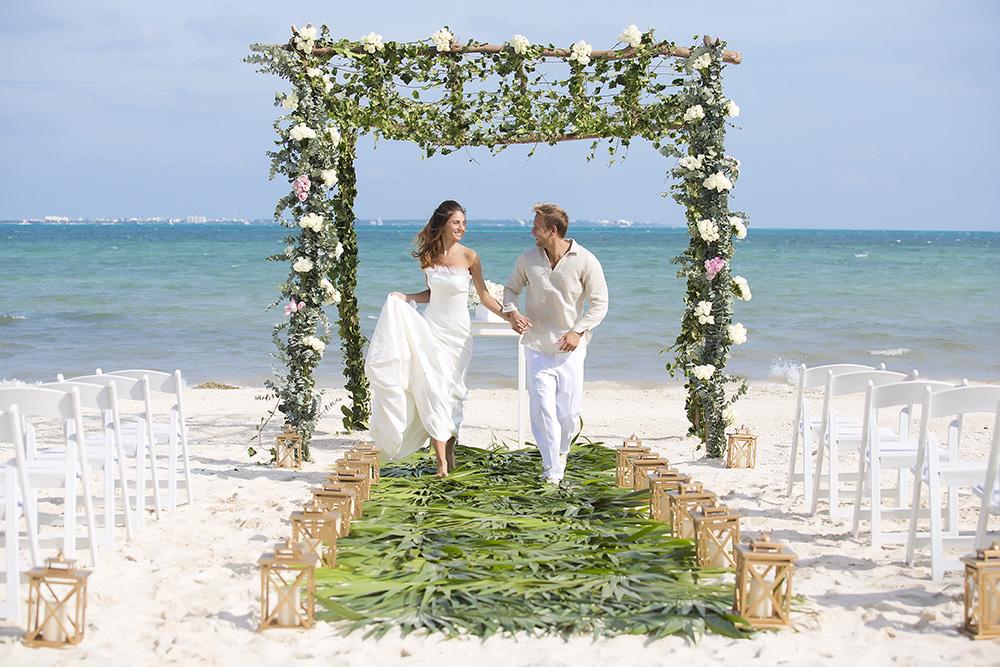 Simple Elegant Beach Wedding Ideas