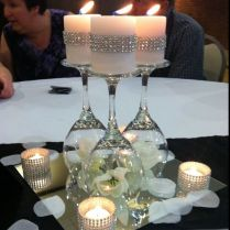 Wonderful Easy Wedding Table Decorations Inexpensive Table