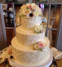 Best 25 Buttercream Wedding Cake Ideas On Emasscraft Org