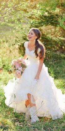 Country Dresses For Weddings 5788