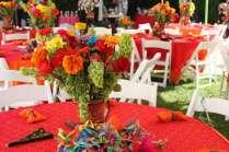 Mexican Fiesta Bridal Wedding Shower Party Ideas