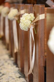 Pew Decorations For Weddings Best 25 Church Pew Decorations Ideas