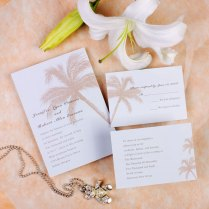 Unique Beach Wedding Invitations