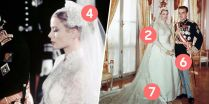 10 Things You Didn't Know About Grace Kelly's Wedding Dress