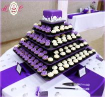 25 Best Purple And White Wedding Images On Emasscraft Org
