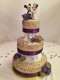53 Best Disney Wedding Cake Mickey And Minnie Images On Emasscraft Org