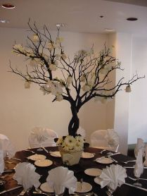 Amazing Tree Branches For Wedding Decorations 38 In Rent Tables