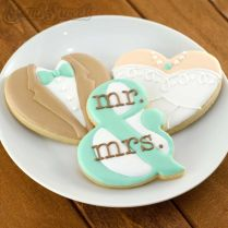 Astounding How To Make Wedding Cookies 82 About Remodel Wedding