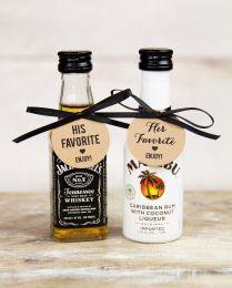 Best Miniature Liquor Bottles Wedding Favors 28