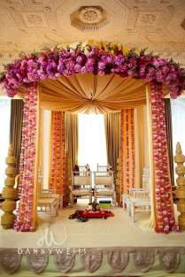 Elegant Indian Wedding Decoration Ideas Pictures 39 In Table