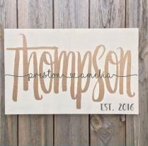 Good Personalized Wedding Gift Ideas