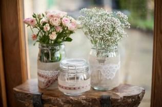 Homemade Wedding Centerpieces