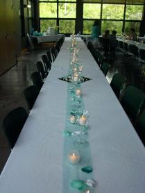 How To Use Tulle For Wedding Decorations Table Runner Bows