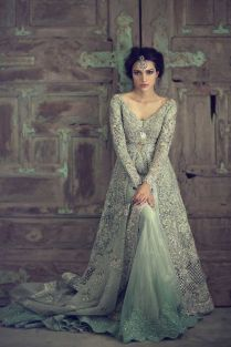 Indian Bridal Gowns Wedding Dresses 4307