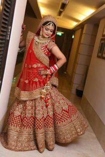 Indian Wedding Dress For Bride