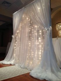 Interesting How To Use Tulle For Wedding Decorations 96 About