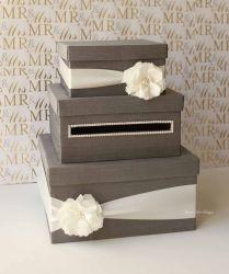 Marvellous Diy Wedding Card Box 90 For Wedding Gift Ideas With Diy