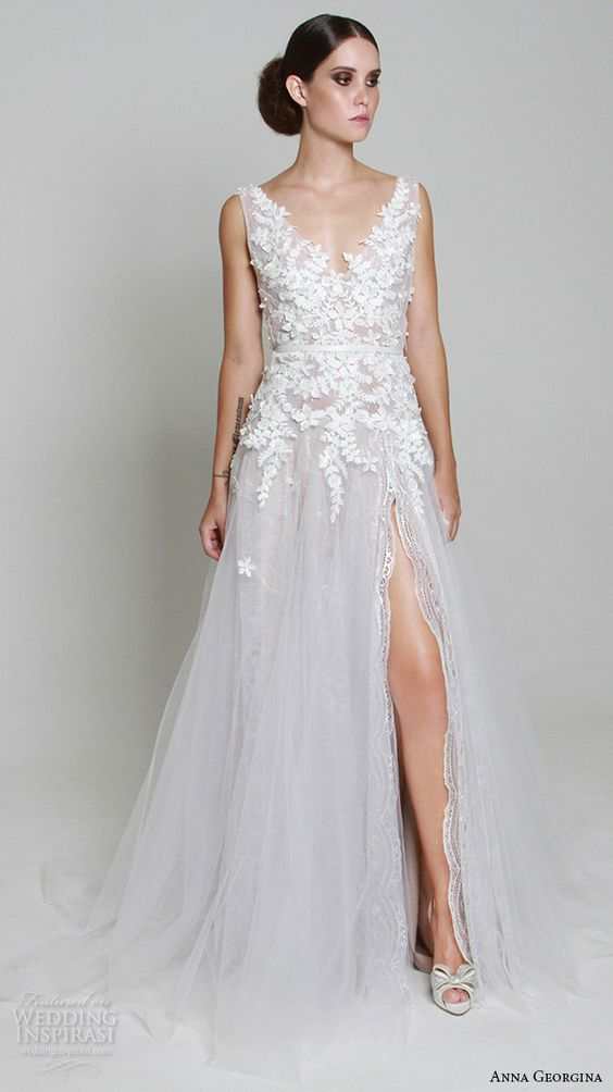Mesmerizing Wedding Dress With Slit 67 In Mens Wedding Rings With