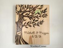 Personalized Wedding Gift, Custom Wedding Sign, Rustic Family