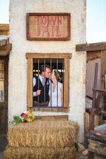 Romantic Western Wedding With Chic Rustic Details