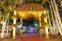 Royal Themed Wedding Decor