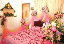 Simple Home Decoration For Marriage