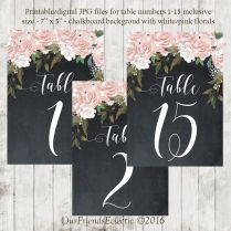 19 Best Printable Table Numbers Images On Emasscraft Org