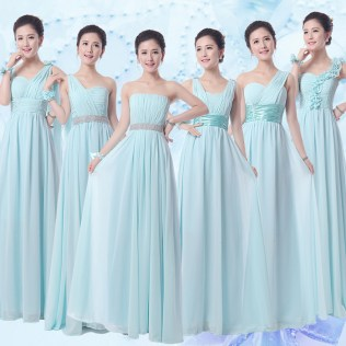 2017 New Bridesmaid Dresses Plus Size Stock Cheap Under $50 Long