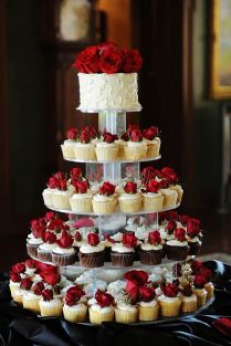 42 Totally Unique Wedding Cupcake Ideas
