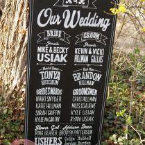 43 Best My Art Signs Wedding Chalkboards Business Graphics