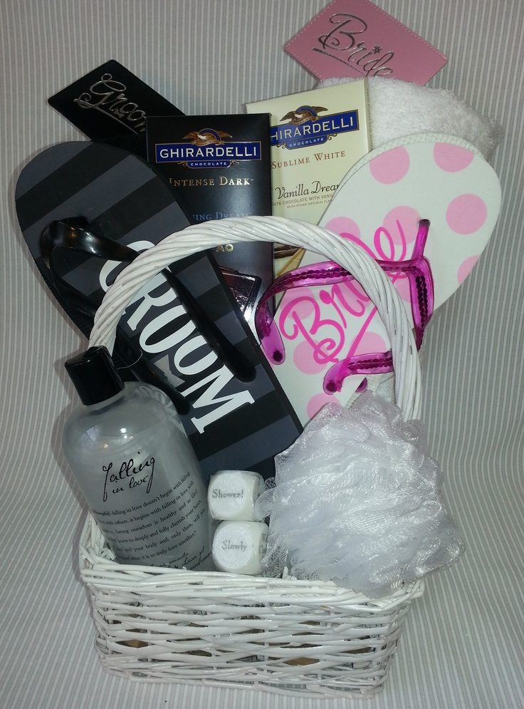 Wedding Party Gift Baskets