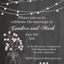 85 Best Eloping Party Invitations (invite Friends To An Informal