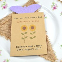 9 Sunflower Wedding Ideas