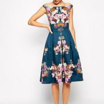 A Classy Wedding Guest Dress For You